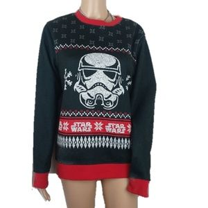 Star Wars Storm Trooper Ugly Christmas Sweater